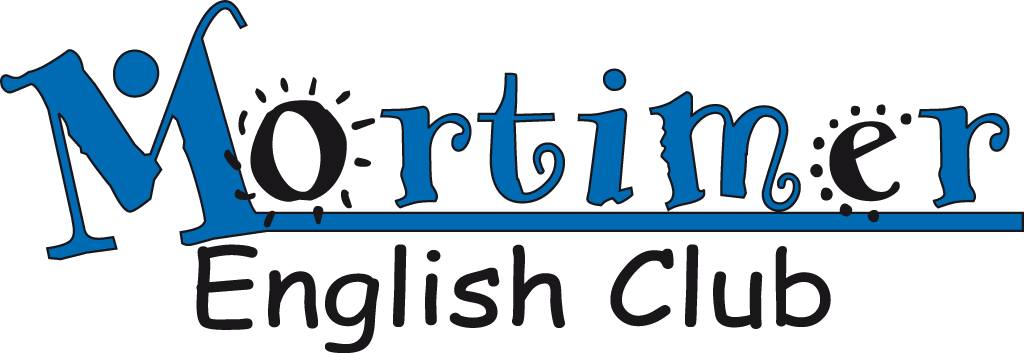 Mortimer English Club Logo
