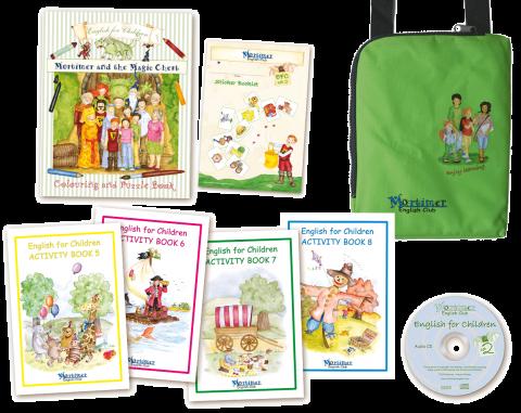 Materialauszug - English for Children 2
