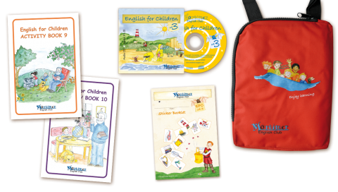 Materialauszug - English for Children 3
